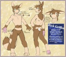 New Character Sheet by RickGriffin