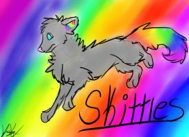 Skittles (free request for iXflashXi) by Cierue