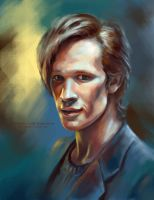 Matt Smith by ladunya