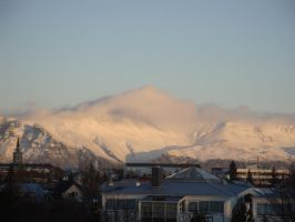 View from Perlan by Fan-Evelyne