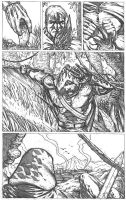 Something Evil Issue 1 Page 9 by RudyVasquez