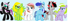 MLP free adoptables ! open by ultimate-galaxy