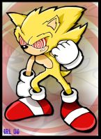 Fleetway Super Sonic by Segavenom