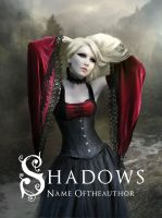 Shadows - book cover by cylonka