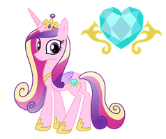 Princess Cadence by Aldin1996