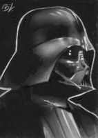 Vader black and white PSC by Ethrendil