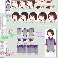 Tutorial on OC 2 by RoyalKoffee