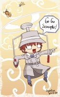 GO GO SASOCOPTER by GuardianSpirit