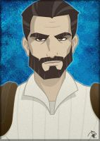 Kyle Katarn by Todd-the-fox