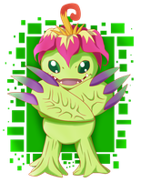 S1 Palmon by SarahRichford
