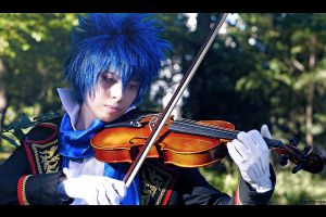 Kaito Sandplay by StudioMadhouse