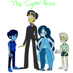 The Crystal Nerds by randomcivilian23
