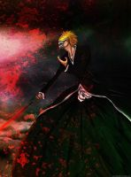 Bleach Ichigo by Hamid91