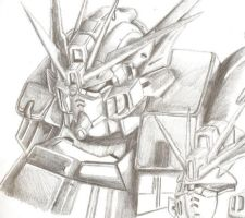 Gundam Wing: Endless Waltz - Wing Zero by The-Revered-Dragon