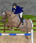 Nordanner Newbie Gala - Showjumping by IvoryPark
