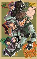 Metal gear! by FeatherNotes