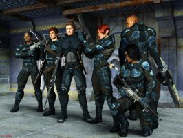SOAR Team Epsilon by ILJackson
