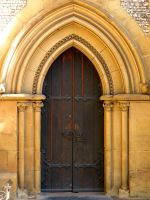 Gothic Door by tracy-Me