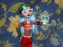 Ghoulia Yelps 3 by VenusCollectionNook