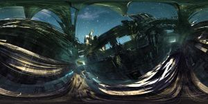 Infiltration Pano by MarkJayBee