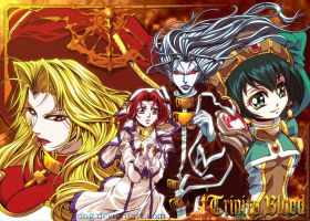 trinity blood by xong