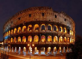 Colosseum by LordXar