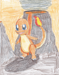 Charmander by KendraTheShinyEevee