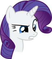 Rarity Vector by Powerpuncher