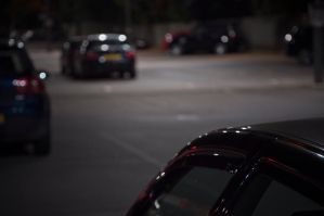 Depth Of Field Carpark by RhysTabor