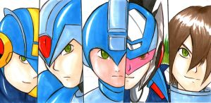 Megaman's Final Smash by Axl-Zerberus