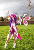 Aisha Dimension Witch Cosplay - Elsword by Selhin