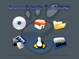 kearone's Icons for GNOME by kearone