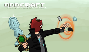 ODDCRAFT advert by tarukatheultimate