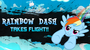 Super Smash Ponies New Challenger: Rainbow Dash by DashieMLPFiM