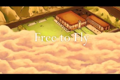 Free to Fly by tigrin