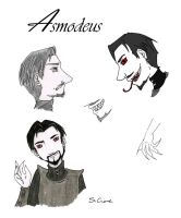 Asmodeus expressions by myst-walker-in-gray