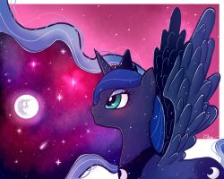 Princess Luna by ShinobuDash
