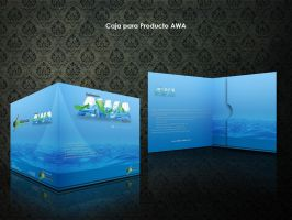 Caja para Software AWA by immagestudios