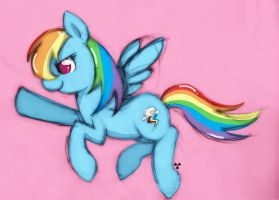 Flying Colors by Radioactive-K