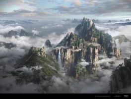 To the Sky Kingdom (2017 TV series ) by bongbaba