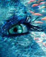 ..Mermaid eye.. by riamali