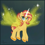 Do you like spoilers?! XD Sunset Shimmer by Lifyen
