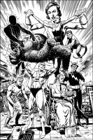 Doom Patrol by westonfront