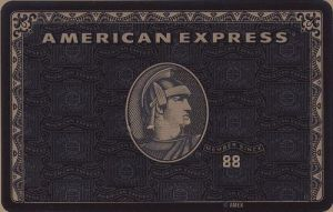 Who Wants an AmEx Black? by yurintroubl