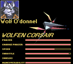 Wolf Character select by Tango458