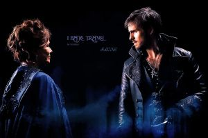 Hook / Killian Jones and Kora by Venerka