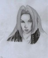 Sephiroth by never1233