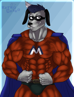 C: Mega Mutt by RetroCharo