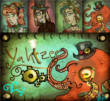 Yahtzee Steampunk-ed by Warriorseyes
