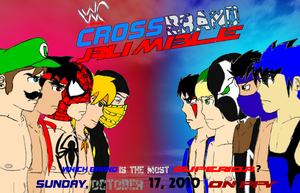 CrossBrand Rumble 2010 Poster by 2ndCityCrusader